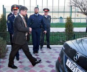 Прокуроры против Чеченского МВД