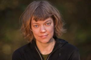 Сини Сааарелы, активистка  Гринпис из Финляндии