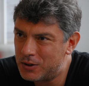 Борис Немцов. Я не хочу вписываться в воровскую вертикаль власти.
