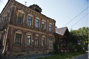 Дом Кривавуса - очередная жертва градостроительной политики Шанцева