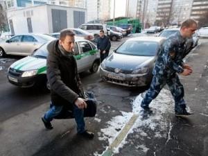 Алексей Навальный. Нет приговора, он не написан и не существует