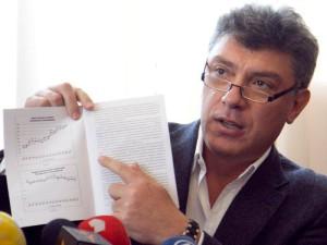 Борис Немцов. Доклад Путин.Война.