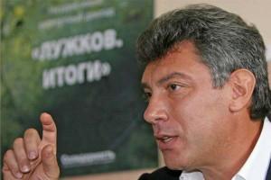 Список Немцова будет передан американским бизнесменам