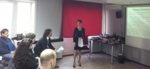 Первый семинар партийной школы ПАРНАС в НН