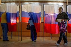 Выборы, уходящие в тень