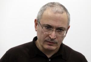 Заявление Ходорковского