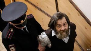 СРОЧНО! Сергей Мохнаткин перешел на сухую голодовку