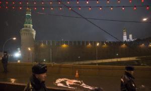 В Москве убит политик Борис Немцов