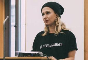 Маша Алехина: «Что ценнее жизни человека, который пошел на 20 лет в тюрьму за Украину?»
